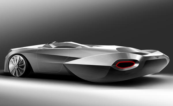 Концепт Bentley Tailor Made