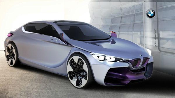 Концепт BMW i-3/60°