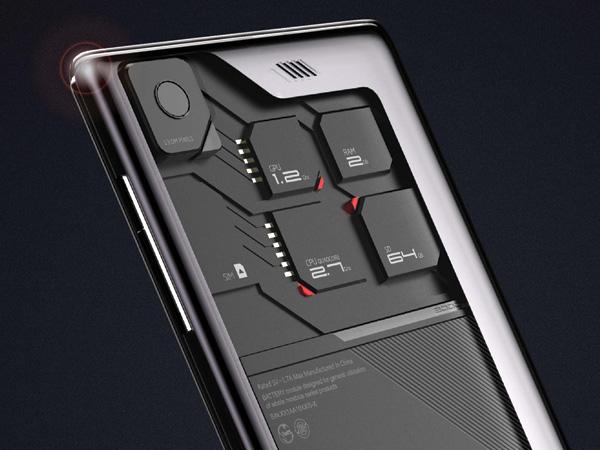 Экологичный модульный смартфон ECO-MOBIUS