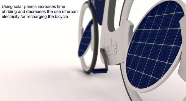 Диски с солнечными панелями устанавливаются перпендикулярно солнечным лучам