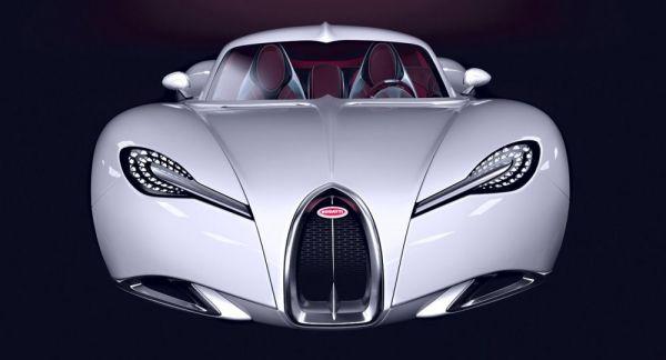 Gangloff: дитя Type 57 и Veyron