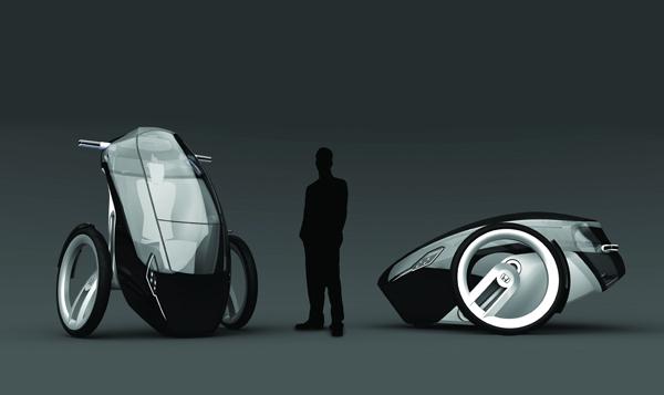 Type E - идеальное личное средство передвижения в мегаполисах