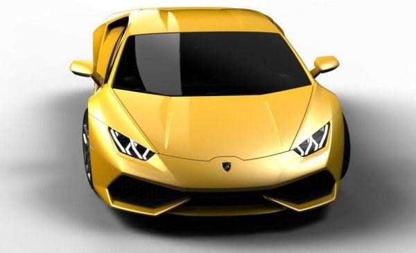 Концепт Lamborghini Huracan