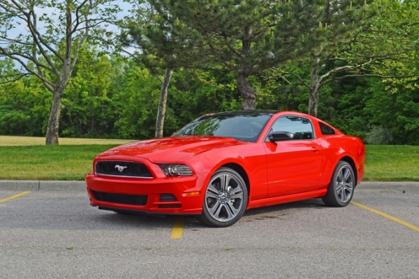 Ford Mustang V 2013