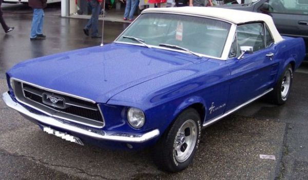 Ford Mustang I 1967