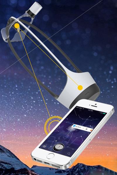 Newton синхронизируется с приложением для смартфона или планшета