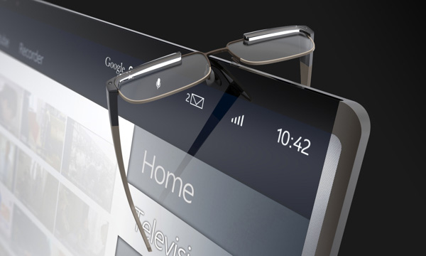 Очки Nexus Glasses и Nexus TV