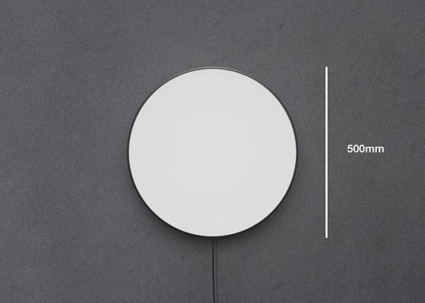 Концепт лампы Solar
