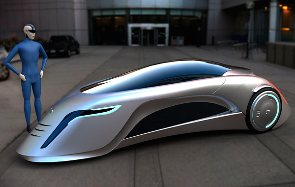 Концепт Supersonic