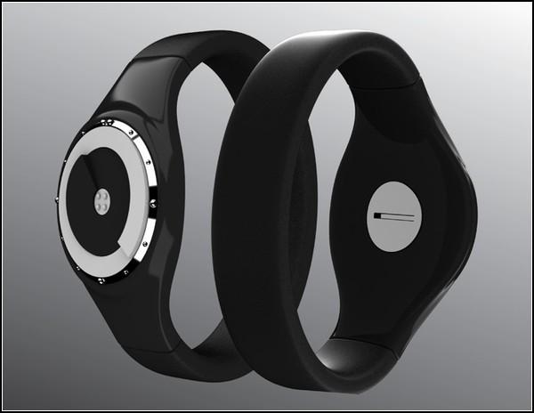 Часы Tactile Wrist Watch