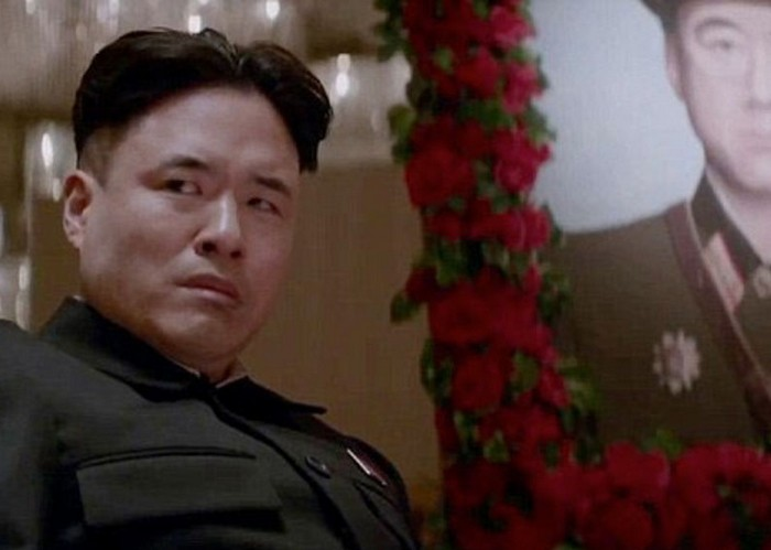 Ким Чен Ын из фильма