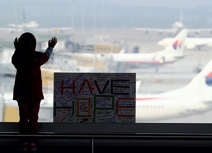 Исчезновение самолета Boeing 777 авиакомпании Malaysia Airlines