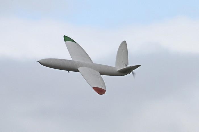 Sulsa – первый в мире самолет, напечатанный на 3D-принтере