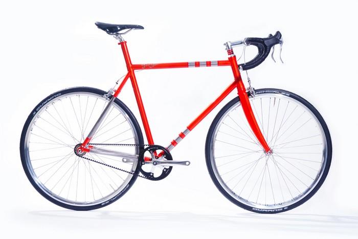 3DP-F1 – напечатанный на 3D-принтере велосипед