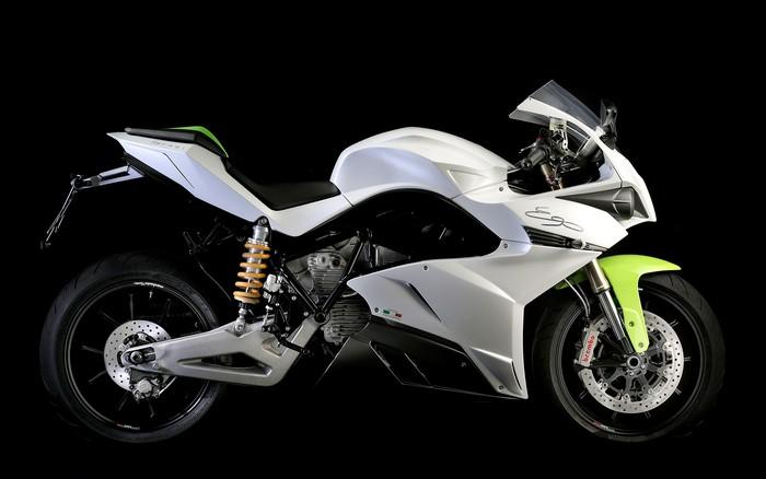 Energica Ego – первый в мире электрический мотоцикл, напечатанный на 3D-принтере