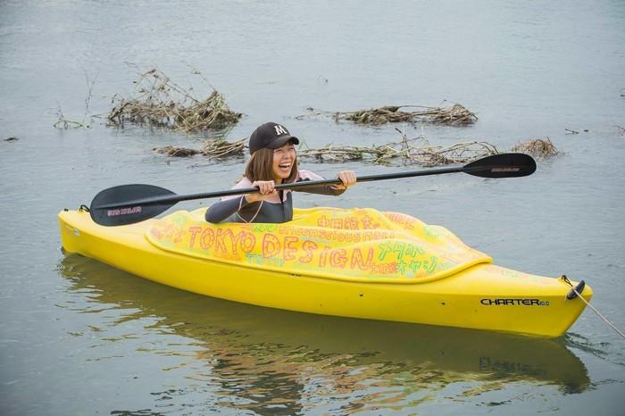 Vagina Kayak – напечатанная на 3D-принтера лодка