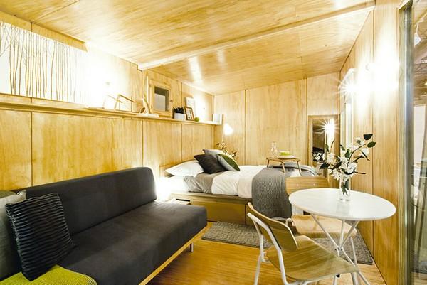 ViVood – раскладной дом для теплых стран. Источник фото: vivood.com