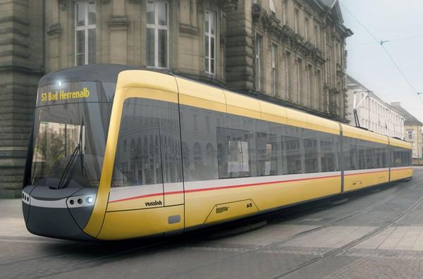 Трамвай-поезд: новый вид транспорта для Шеффилда. Источник фото: Doellman