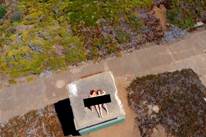 Drone Boning – первый в мире порнофильм, снятый на беспилотный летательный аппарат