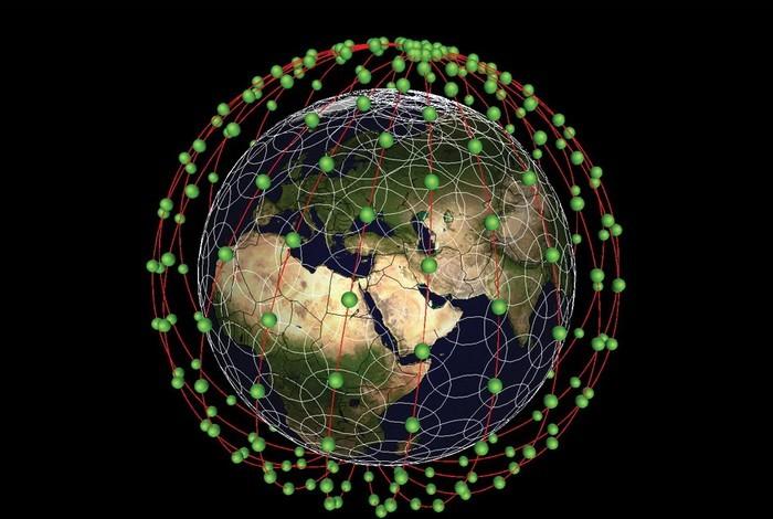 Сеть из 700 орбитальных спутников для обеспечения доступа к Интернет