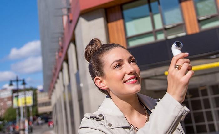 HTC RE – самая необычная и компактная экшн-камера