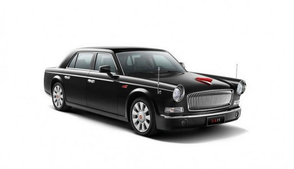 Hongqi L5 – китайский вызов автомобилю Rolls-Royce