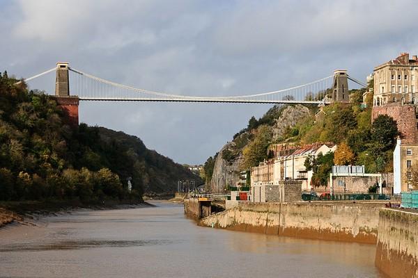 Клифтонский мост, Бристоль, Великобритания