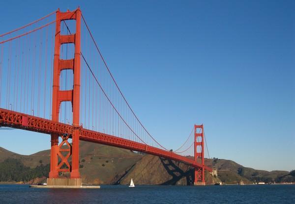 Золотые Ворота, Сан-Франциско, США