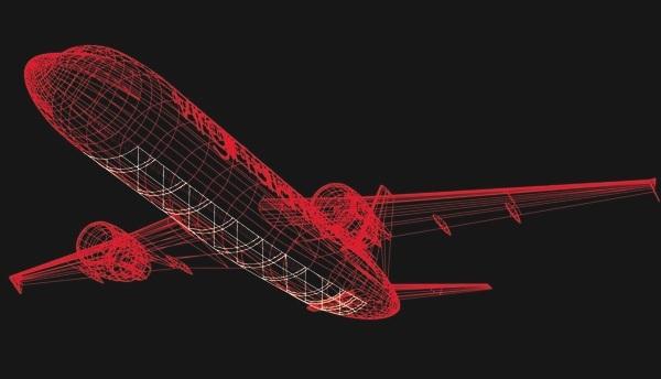 Стеклянный пол в самолетах Airbus A320 от Virgin Atlantic