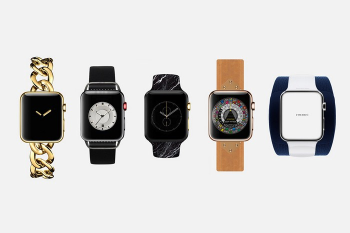 Часы Apple Watch от известных дизайнеров