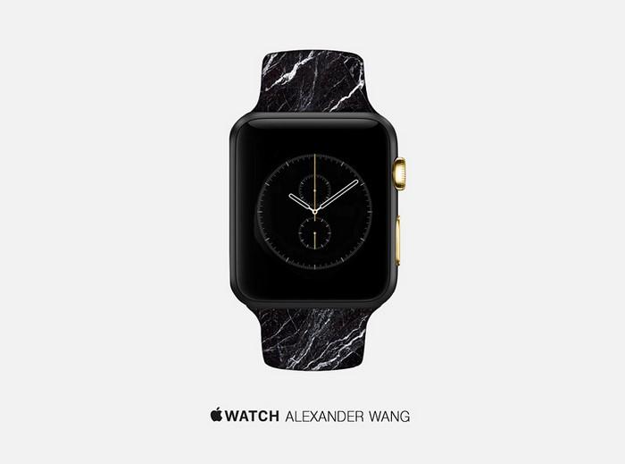 Часы Apple Watch от Alexander Wang
