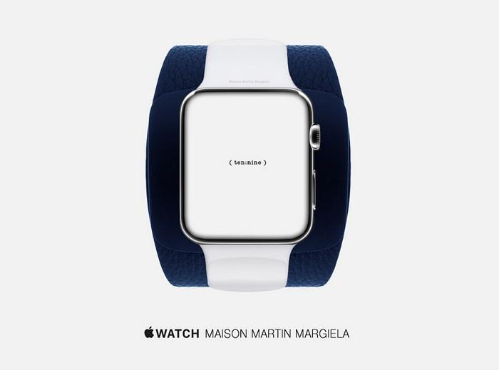 Часы Apple Watch от Maison Martin Margiela
