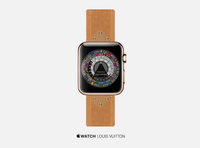 Часы Apple Watch от Louis Vuitton