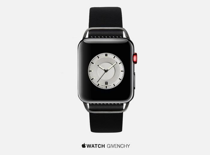Часы Apple Watch от Givenchy