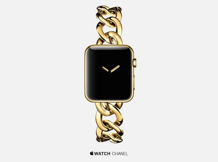 Часы Apple Watch от Chanel