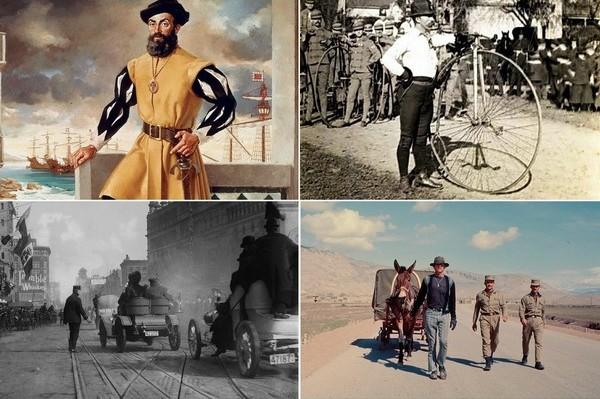 История кругосветных путешествий: от Магеллана до Пикара