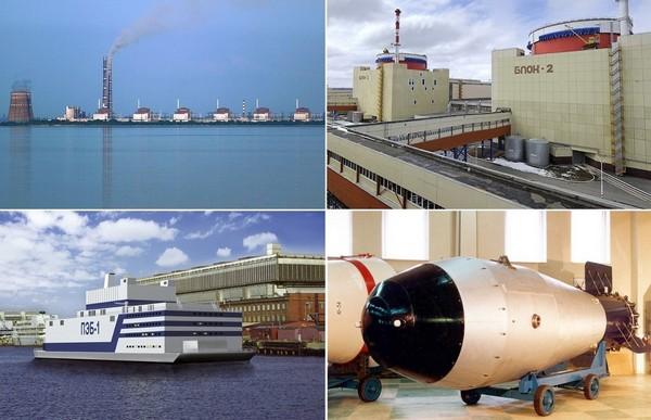 История отечественных ядерных технологий