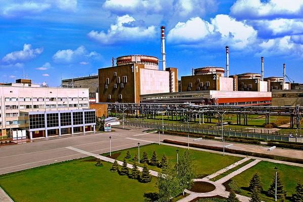 Балаковская АЭС. Крупнейшая в России