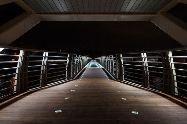 Ayanggichatgil – новый парк на старом мосту в корейском городе Тэгу. Источник фото: CA Plan