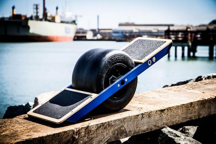 Onewheel – одноколесный электрический скейтборд