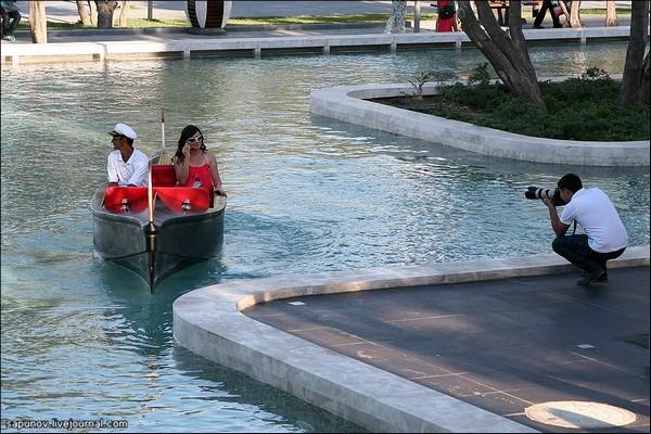 Малая Венеция в Баку
