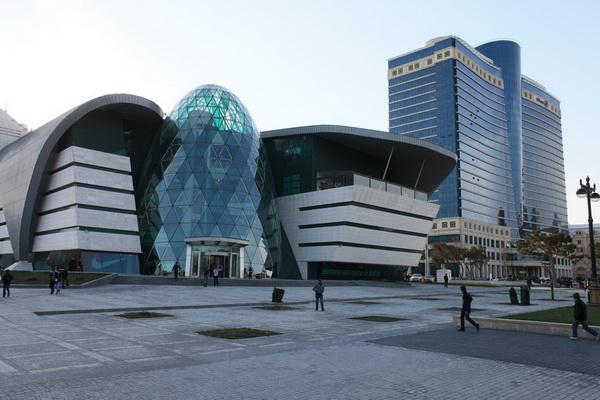 Торговый центр Парк Бульвар