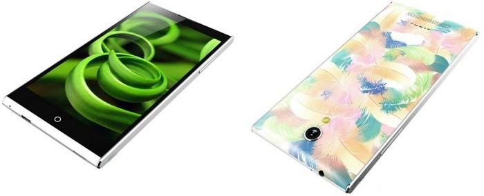 Красивый смартфон Zopo ZP920 Magic