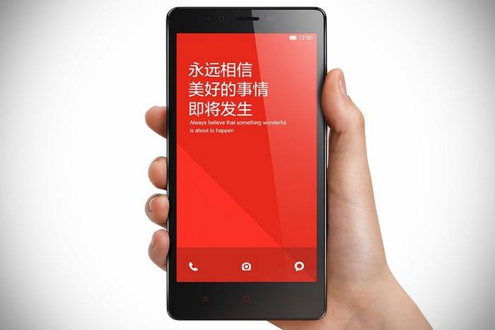 Бюджетный смартфон Xiaomi Redmi Note 2 от Xiaomi