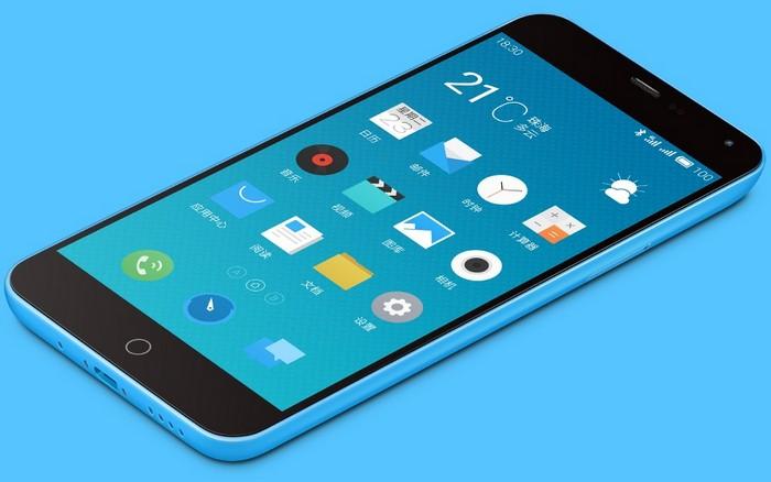 Стильный смартфон Meizu Blue Charm Note