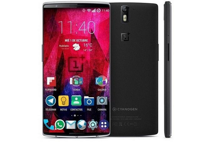 Топовый смартфон OnePlus Two