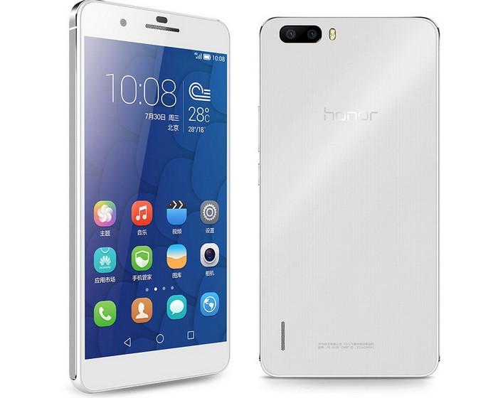 Huawei Honor 6 Plus - новый флагман от Huawei