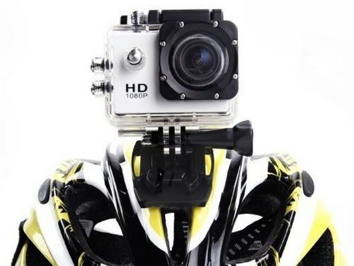 Дешевая китайская экшн-камера SJ4000