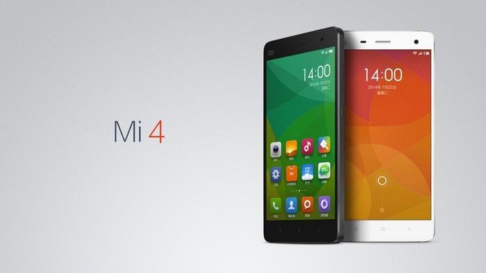 Дешевый китайский смартфон Xiaomi Mi4