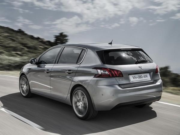 Автомобиль Peugeot 308. Источник фото: autoevolution.com